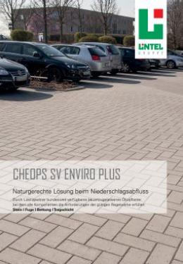 CHEOPS SV ENVIRO PLUS